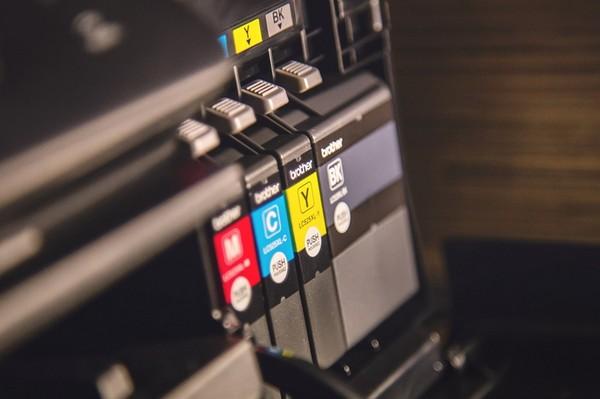 Cartuchos para impressora