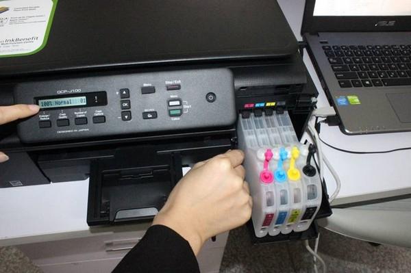 4 formas de economizar a tinta da impressora