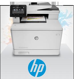 HP Impressoras-Copiadoras e Multifuncional