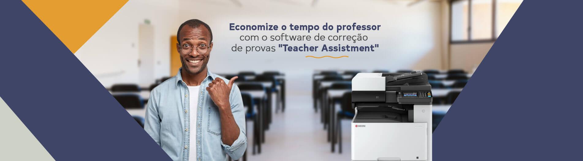Economize o tempo do Professor com a Max Quality