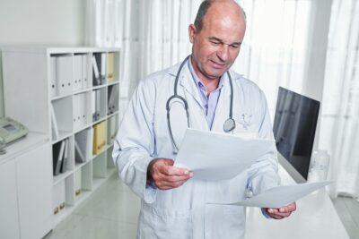 Equipamento de impressão ideal para a área médica