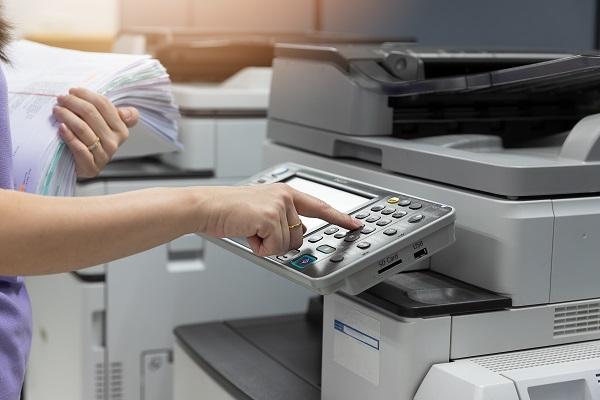 Forma de economizar energia com a impressora