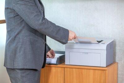 O que é gerenciamento de impressão?
